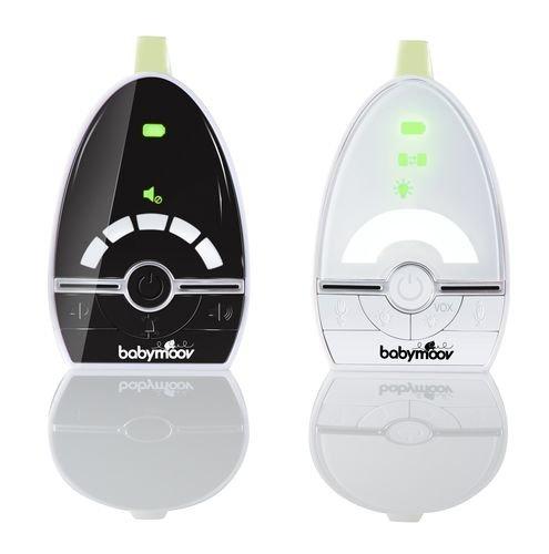 Babymoov Expert Care Digital Green Audio Baby Monitor (UK Plug) BABYMOOV 1000 m range VOX function (voice activation mode) Three alarms: Acoustic/visual/vibration 7