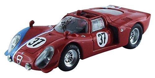 Bestmodel 1/43 Alfa Romeo 33.2 1968 Lm Test Car # 37