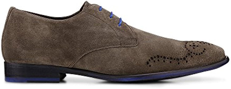 Floris Van Bommel 18075/05, Zapatos de Cordones Derby para Hombre -