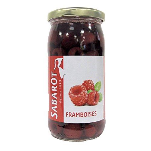 Sabarot - Framboises en bocal 120g