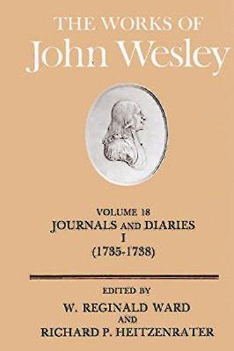 United Methodist Set (The Works of John Wesley Volume 18: Journal and Diaries (1735-1738))