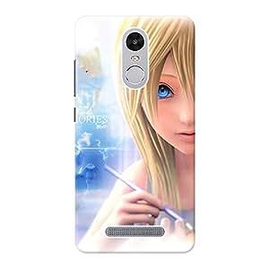 Mobile Back Cover For Xiaomi Redmi Note 3 (Printed Designer Case)