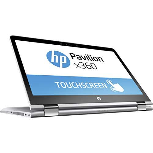 Notebook HP Pavilion x360 14-ba004nl i3-7100U 8Gb 256Gb SSD 14in Touchscreen Windows 10 HOME (Ricondizionato)