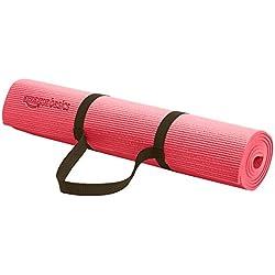 Alfombrilla de yoga y pilates perfecta para principiantes