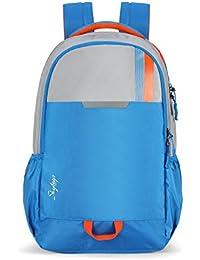 Skybags Komet 49 Ltrs Blue Laptop Backpack (SBKOM01BLU)