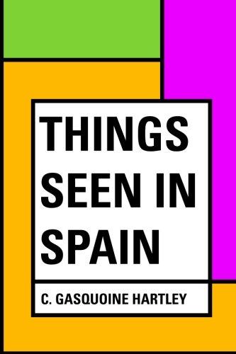 Things seen in Spain