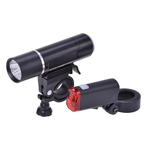 Preisvergleich Produktbild Filmer 40.206 Fahrradbeleuchtungsset Modern Style 15 Lux