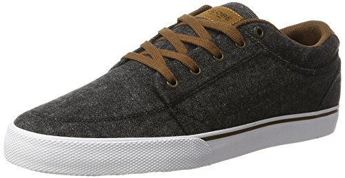 Globe Gs, Chaussures de skateboard homme Gris (washed grey/Toffee)