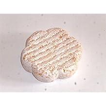 Francisco zösicher Queso (blütenförmig) grande–Queso Food Model 2. Elección, queso falsa, Fake Food, regalo para los amantes del queso, réplica, Desayuno, imitación Vidriera