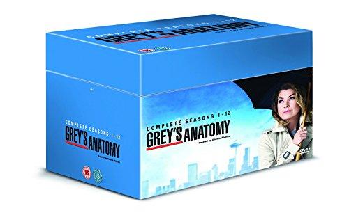 Grey's Anatomy - Series 1-12