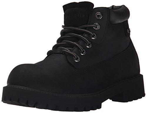 Skechers Sergeants Verdict, Men's Hi-Top Sneakers, Black (bol), 10 UK