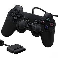 Controlador Mando para la PS2 PlayStation 2 con Vibracion y Control Analogico 4080
