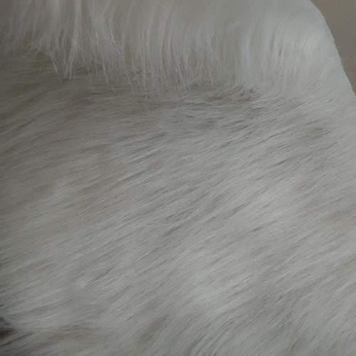 y Faux Fur Basket Blanket Filler Stuffer Photography Backdrop Hintergrund Requisiten ()