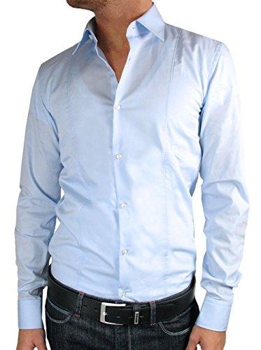 BOSS Hugo Business-Hemd   C-Phillo (Slim Fit) hellblau (38   S)