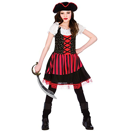 Pretty pirate girl - kids costume 8 - 10 years