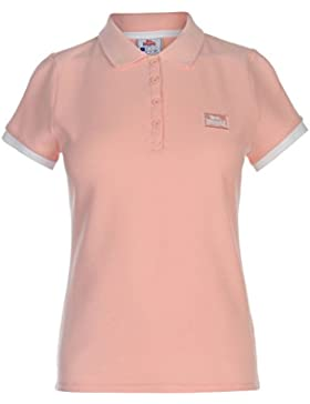 Lonsdale Donna Lion Camicia Polo