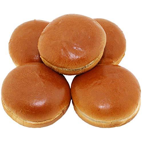 Brioche Burgerbrötchen XL (5 Stk.) - Burgerbun (13,31 € / kg)