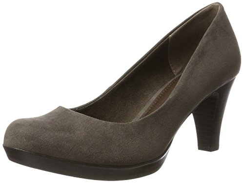 Marco Tozzi Damen 22411 Pumps, Braun (Pepper), 38 EU