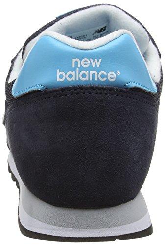 New Balance ML Wl373v1, Baskets Basses Homme Noir (Blue/Turquoise)