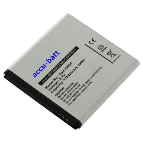 Akku für Samsung GT-i5510, GT-i559, GT-S5250, GT-S5330, GT-S5570, GT-S5750E, GT-S7230, GT-S7230E, Galaxy 551, Galaxy Mini, Galaxy S Mini, Galaxy S Wi-Fi 4.0, SCH-i559, Wave 533, Wave 575, Wave 723, YP-G1, YP-G1C (EB494353VU)