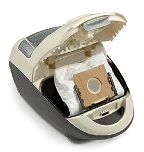 Domo DO-7265S Aspirateur Traîneau Comfort avec Sac Ivoire 2300 W