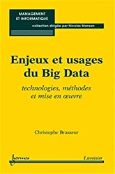 Enjeux et usages du big data : Technologies, méthodes et mise en oeuvre