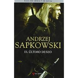 Ultimo deseo - Saga Geralt de Rivia 1 tela (Alamut Serie Fantástica)