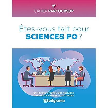 Etes-vous fait pour Sciences Po ?
