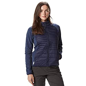 41KoY5p1KjL. SS300  - Peter Storm Women's Baffle Fleece Walking Hiking Jacket