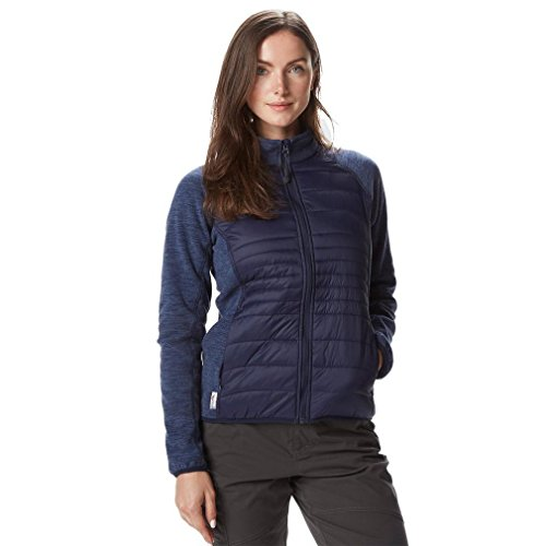 41KoY5p1KjL. SS500  - Peter Storm Women's Baffle Fleece Jacket