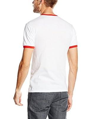 Marvel Men's Civil War Team Choose A Side Ringer T-Shirt