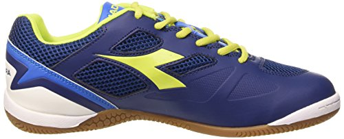 Diadora Quinto5 Id Scarpe Sportive, Uomo Blu/Azzurro