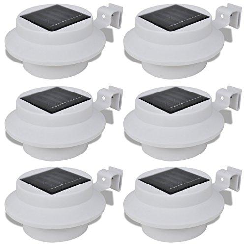 vidaxl-6x-aussenlampe-sonnenlichtset-zaunlicht-dachrinne-licht-weiss