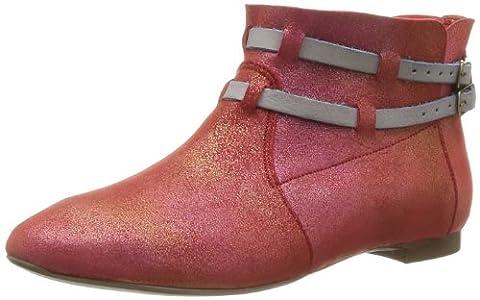 Stéphane Gontard Chrono, Boots femme - Rouge (Albeniz Rouge), 37 EU