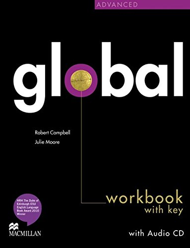 Global: Advanced / Workbook with Audio-CD and Key