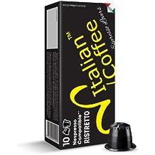 Capsulas Compatibles Nespresso®* Ristretto 100 ud OFERTA