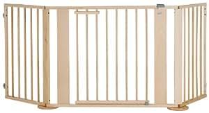 Geuther Barriere à Configurer - Bois - 100 -180 cm