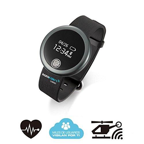 Bissanzeiger für Radar internationalen Smartwatch Kaza Live Alert Cardio