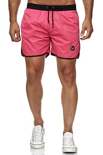 Kayhan MenŽs Swim Short Sport, Pink XL