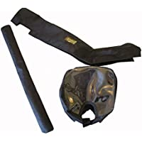 DetectorCovers MINELAB E-TRAC 3 Piezas del Detector DE Metales, EN LA Cubierta DE