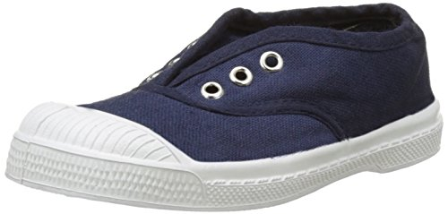 Bensimon - E15149 - Tenniselly - Baskets basses - Fille - Bleu (Marine) - 30 EU