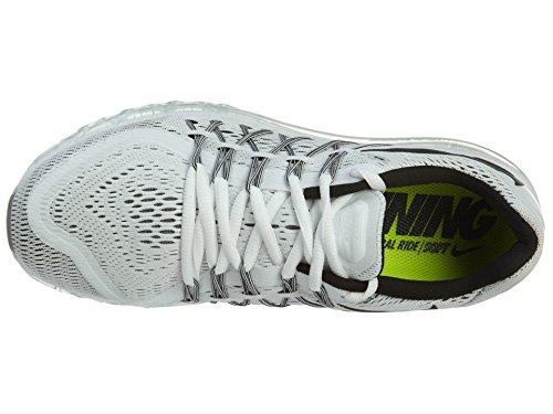 Nike Wmns Air Max 2015 698903-006 Damen Sportschuhe weiß / schwarz
