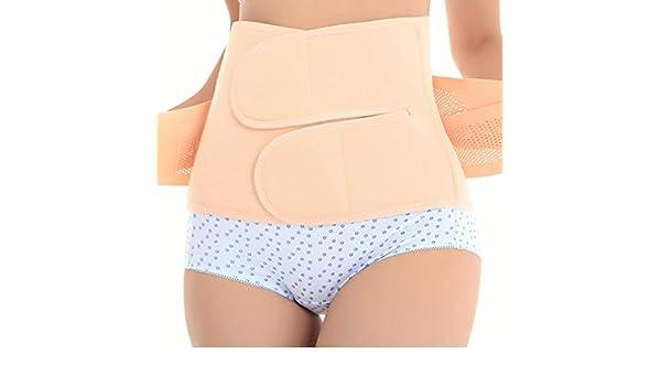 Women Corset Belt Slim Waist Adjustable Postpartum Recovery Girdle Bodybuilding