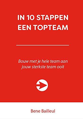 IN 10 STAPPEN EEN TOPTEAM (10 stappen boekenserie) (Dutch Edition)