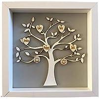 color blanco Marco /árbol geneal/ógico Pearhead P62111