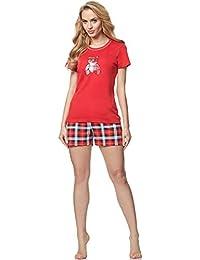 Italian Fashion IF Pijamas para Mujer Dominica 0227