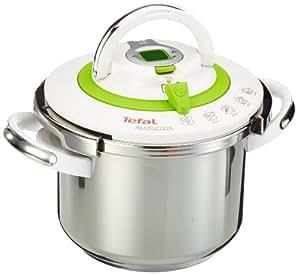 Tefal P42207 NutriCook Pressure Cooker 6L