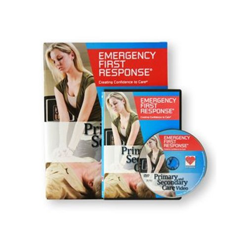 padi-emergency-first-response-efr-primary-and-secondary-care-dvd-for-lifeguards