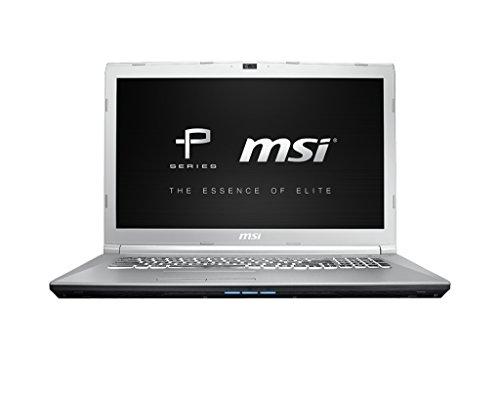 MSI Prestige PE72 7RE i7 17.3 inch HDD+SSD Silver
