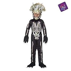 My Other Me - Disfraz Fossil Unicornio para Niños, 5-6 años (205403)